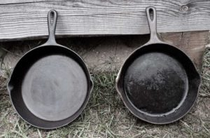 Refurbished Frying Pans