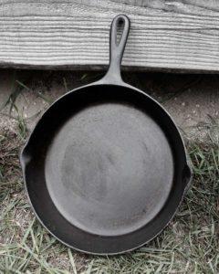 Refurbished Frying Pan