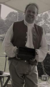 Marc Meltonville, Project Co-ordinator, Historic Kitchens Team, Historic Royal Palaces, UK